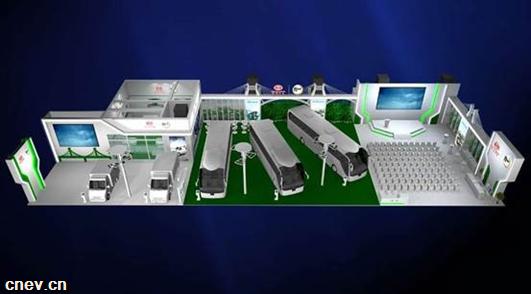 比亚迪2017款K9&K8将于北京道路运输车辆展上市