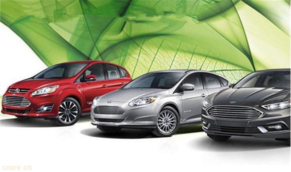 福特主推平民化电动汽车 续航超480公里