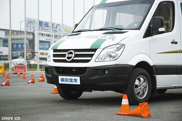 南京金龙拟投资100亿在陕西建30万新能源乘用车生产基地
