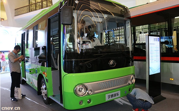 客车市场未好转 金龙/宇通/中通客车5月产销均下滑