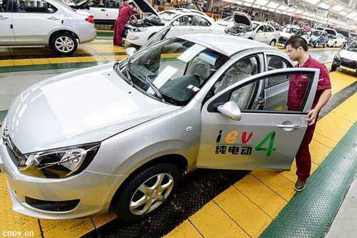 牌照发放节奏或暂减缓 新能源车生产将提高入场门槛