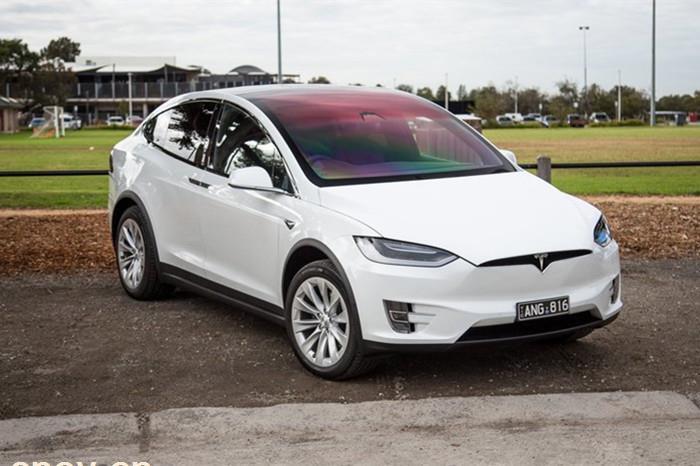 特斯拉Model X获得澳大利亚汽车设计大奖