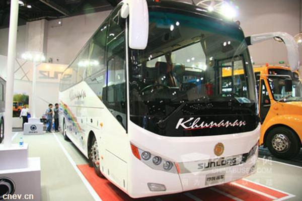 申龙客车4万产能新能源商用车基地落户南宁
