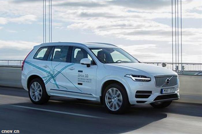 沃尔沃计划2021年出售4级自动驾驶汽车
