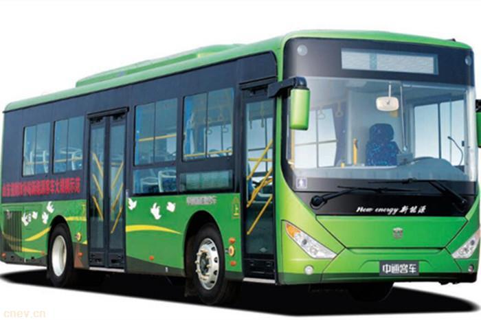 中通客车拟与大洋电机合资开发燃料电池车