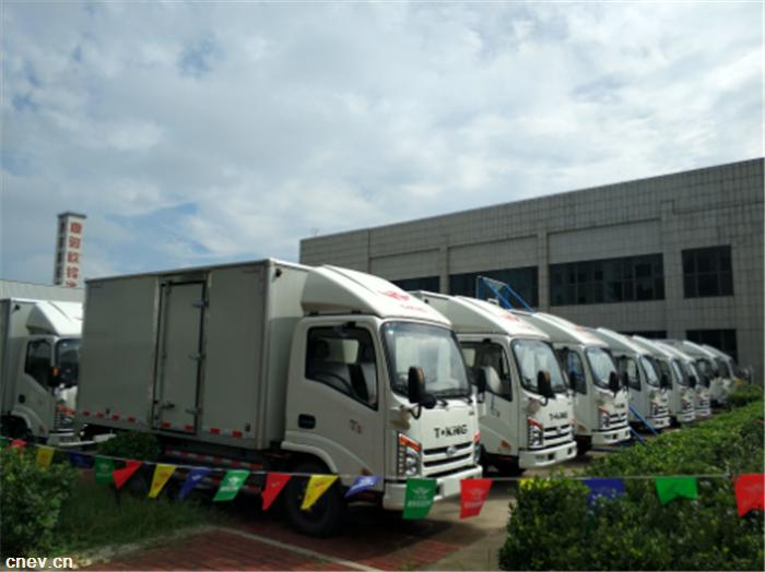 [联盟动态]全国新能源汽车运营产业联盟秘书处走访山东唐骏汽车