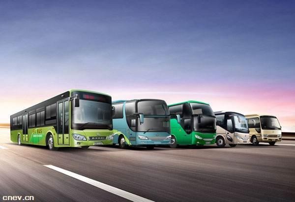 5.3亿元!安凯签400辆节能与新能源客车大单
