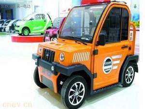 2020年我国低速电动车市场保有量将达1000万辆