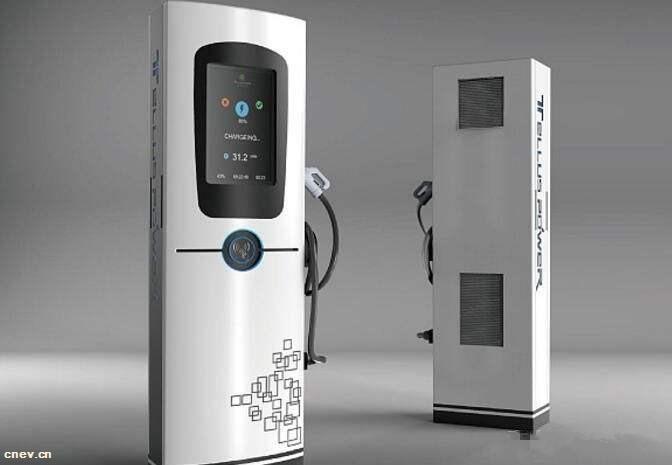 孝感电动汽车充电站投入使用 共有终端充电桩95支