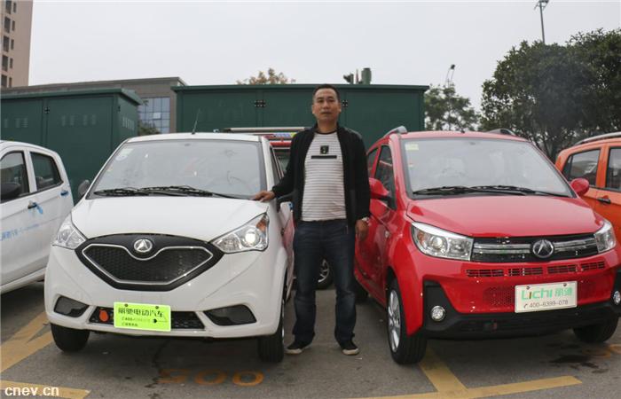 E商访谈丨湖南代理商于中平:不足9个月时间,如何销售1000多辆车丽驰电动汽车?