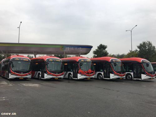珠海银隆获北京电动公交大单