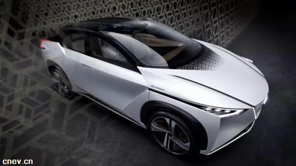 日产IMx概念车亮相东京车展:不仅聪明续航还超600公里