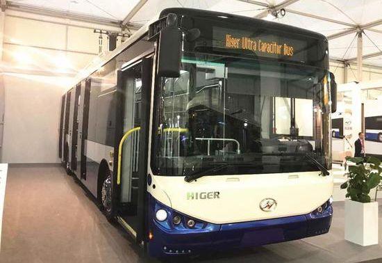 福建:自主研发新能源客车驶向欧洲