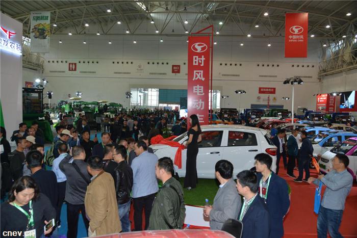 时风集团霸气参展2017武汉农机展,强大产品阵容彰显品牌实力!