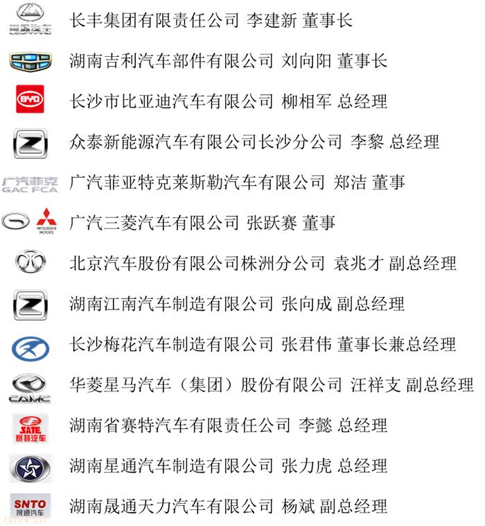 湖南要热,湘潭要火!|2017中国汽车产业区域经济峰会