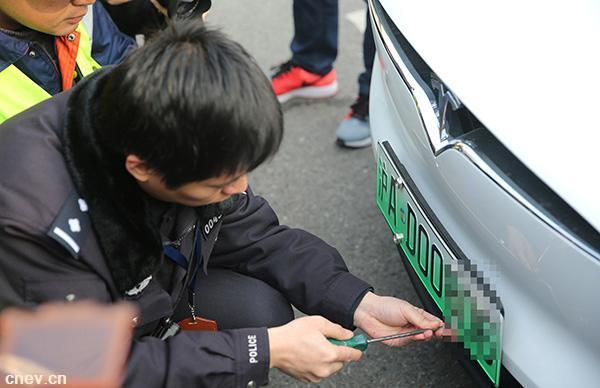 [重磅]公安部:明年上半年全国全面启用新能源汽车专用号牌