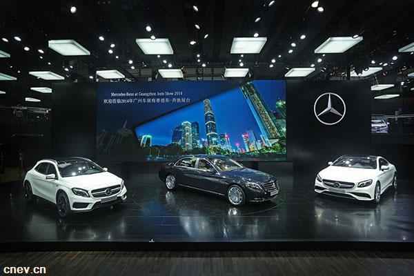 奔驰在电动车领域放大招:未来每款车都会有电动汽车身影