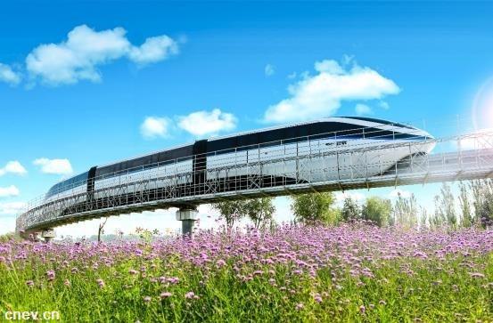 空中新能源地铁 比亚迪云轨将进军摩洛哥