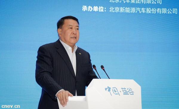 北汽董事长:到2025年北汽自主品牌将全面停产传统燃油车