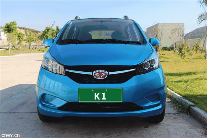 """刚刚获得""""年度十大创新车型""""的中科动力K1是这样的……"""