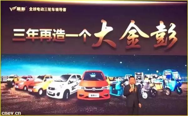 2018金彭新能源汽车风向标