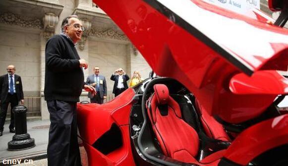 法拉利计划打造高端电动汽车 对抗特斯拉