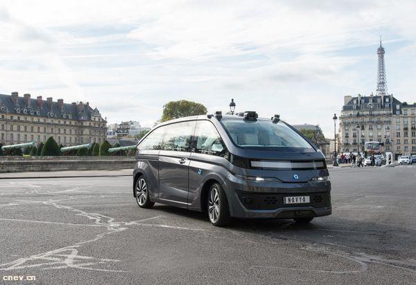 法国造车新权力玩主动驾驶 Navya公布纯电动汽车