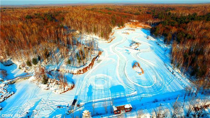 雷丁携年度行业冠军D80Li,迎冰雪北上,首征长白山
