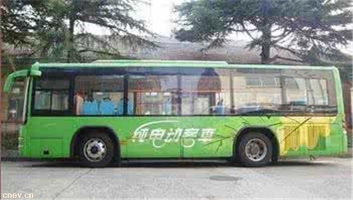 河南平顶山又填300辆纯电动公交车