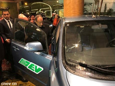 港媒:比亚迪夺得埃及首个电动公交车订单