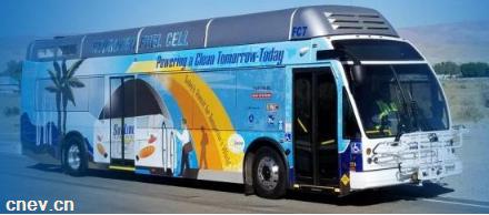 阳光车道运输公司投放零排放客车 续航里程达300英里