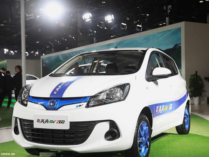 长安汽车:DS首款纯电动汽车估计2019年投放