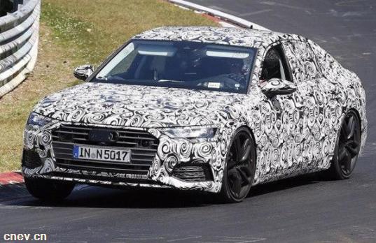奥迪日内瓦车展或发布新一代A6,自动驾驶比新A8更合理