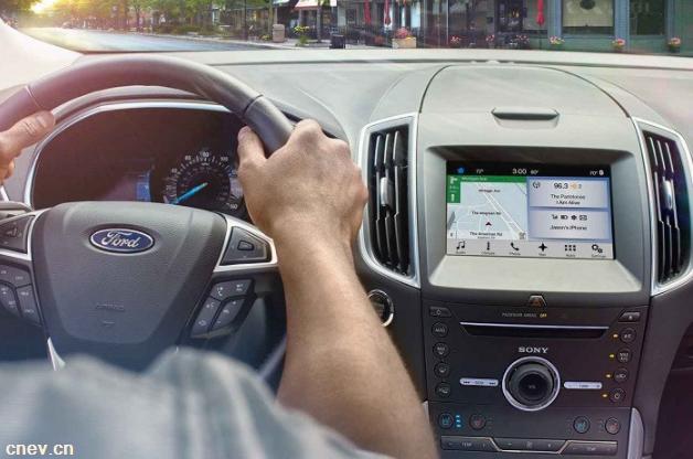 """Sygic为福特汽车带来全新""""语音控制智能副驾"""""""
