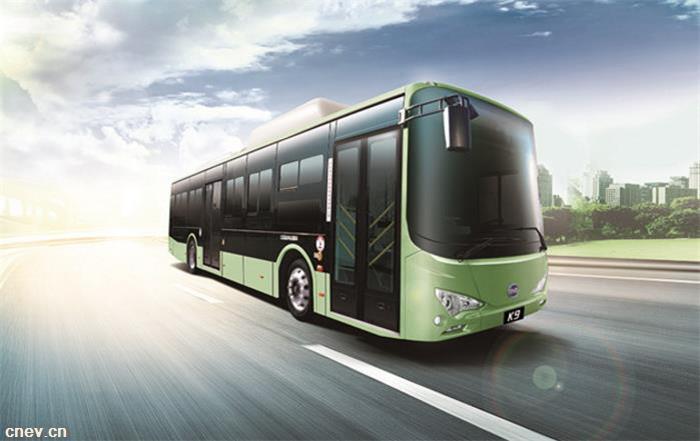 福建福州陆续投放340辆新能源公交车