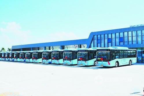 福建厦门2018将新增500辆纯电动公交