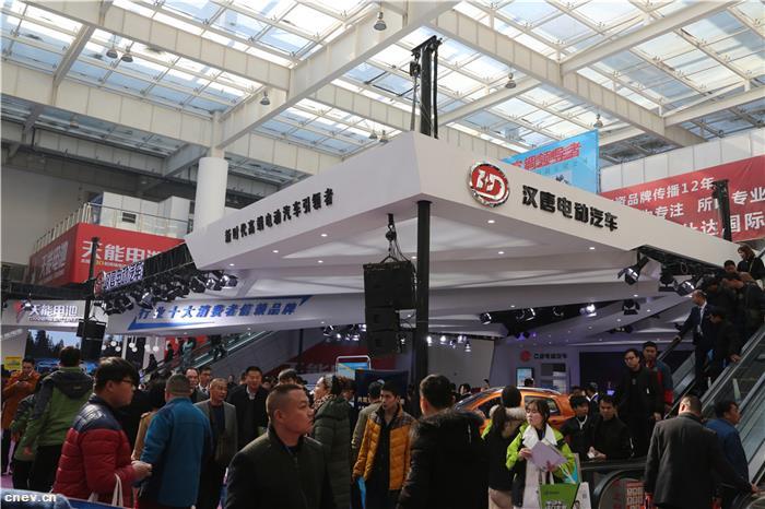 直击济南展丨十大消费者信赖品牌 汉唐实力引人瞩目