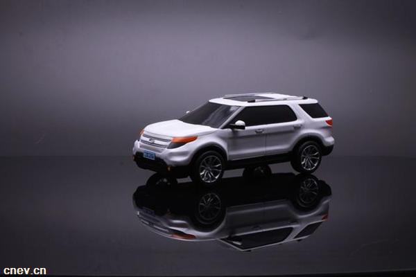 3D打印的电动汽车  售价仅7500美元