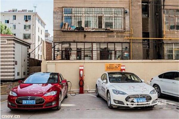 三大问题造成北京公共充电桩闲置率高