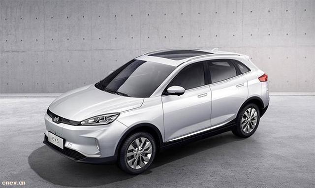 一汽森雅5款suv将上市 纯电动车型续航达280公里