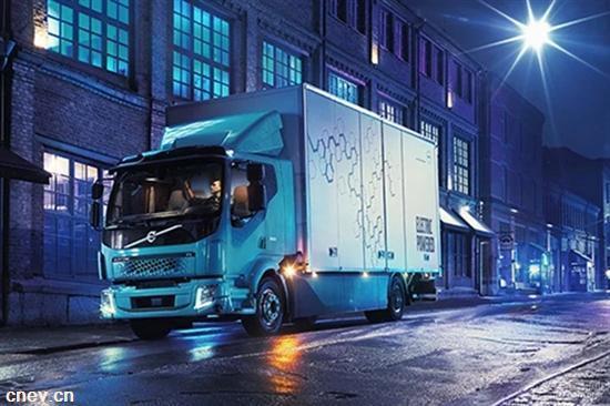沃尔沃将推首款电动卡车 续航里程300km