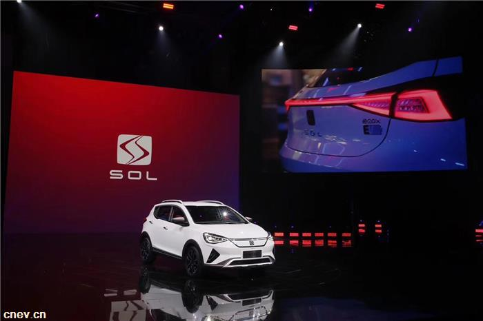 江淮群众首款纯电SUV思皓E20X表态,三季度正式上市