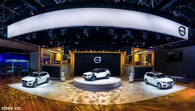 沃尔沃表现 2025年纯电动汽车将占据其汽车总销量的50%