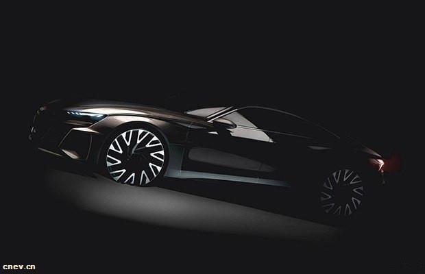 奥迪概念电动汽车e-tron 算是对特拉斯的嘲讽吗?