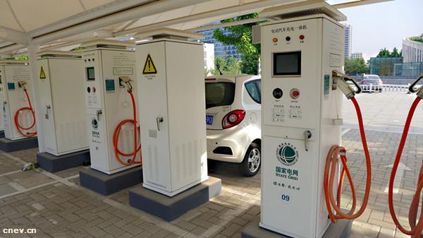 杭州进一步加快公用充电桩建设,充电设施发展快速