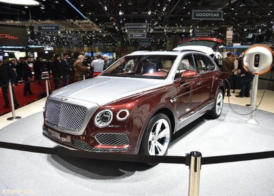 宾利启动新能源车规划  五年内推出纯电动慕尚