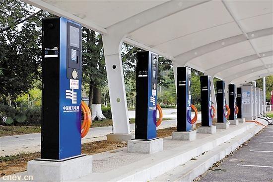 山东烟台投运64座电动汽车快充站 覆盖6区7市1县