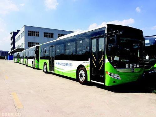 广东惠州:惠城区258辆纯电动公交车六一上岗