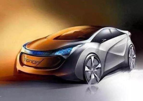 网传华为研发首款纯电动汽车,充电15分钟能跑1000公里!