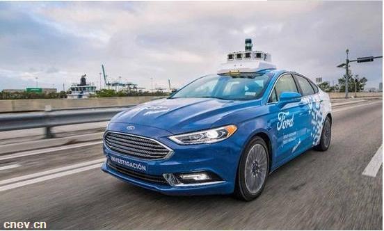 2021年前不推自动驾驶车,福特或失去竞争先机
